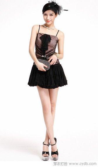 只爱纱裙 薄如蝉翼美如蝶